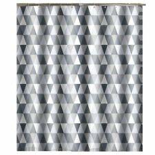 Polyester Shower Curtains Geometric Pattern Bath Home Hotel Bathroom Waterproof
