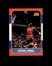 1986-87 FLEER  #57 MICHAEL JORDAN ROOKIE REPRINT