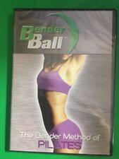 Bender Ball the Bender Method Of Pilates NEW DVD SEALED