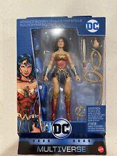 New listing Dc Multiverse 6� Rebirth Wonder Woman Action Figure Mattel Collect Lex Luthor