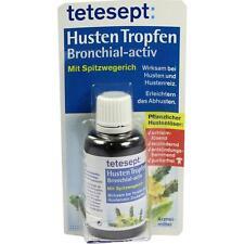 TETESEPT Hustentropfen Bronchial aktiv   40 ml   PZN6492636