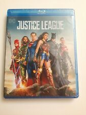 New listing Justice League Blu-ray New Sealed