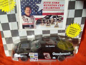 Dale Earnhardt Sr. 1/43 scale #3 GMGW NASCAR CAR RACING CHAMPIONS 1:43 1992