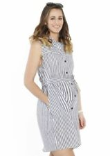 Striped Tops & Blouses for Women with Buttons
