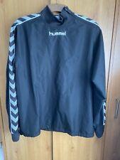 NEW Hummel First Comfort Jersey Longsleeve Functional Sweater Black 0043272001