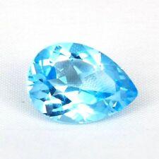 TOP TOPAZ  : 13,61 Ct Natürlicher Blau Topas aus Brasilien
