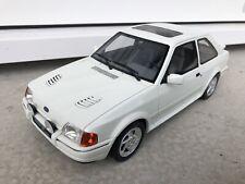 RARE OttoMobile 1:18 - FORD ESCORT Mk4 RS Turbo S2 - white OT108 LTD Otto Models