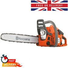 Husqvarna Petrol Chainsaw Tree Surgery Prune Cutter 2 Stroke Heavy Duty 35cm Bar