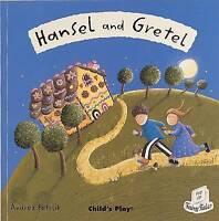 Hansel and Gretel (Flip-up Fairy Tales), Andrea Petrlik, Very Good Book