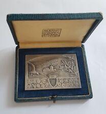 Médaille bronze Offert par la Ville de Nice. (AV2092)