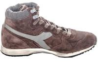 Sneakers Diadora scarpa casual HeritageTrident Mid S SW uomo marrone