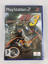 PS2 ATV Offroad Fury 3, (2006) UK Pal, Brand New & Sony Factory Sealed
