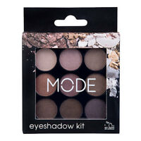 NEW Mode 9 Shade Eyeshadow Shadow Palette Kit Long Lasting Eye Makeup Cosmetics