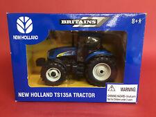 2005 Britains 1/32 Dealer Issue New Holland TS135A 60th Anniversary No42098B MIB