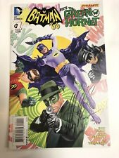 Batman Meets The Green Hornet# 1 Signed By Alex Ross With COA # 568 / 700 (NM)