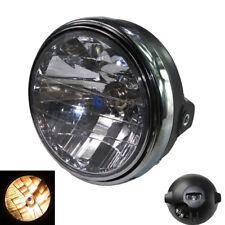 """Custom 7"""" Halogen Bulb Headlight Lamp for Honda CB400 VTEC VTR250 Hornet 250 600"""