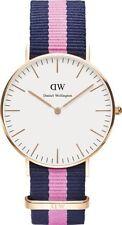 Women's Adult Daniel Wellington Casual Wristwatches