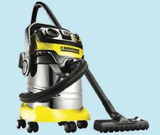 Kärcher WD 5 P Premium Drum Vacuum Cleaner 25l 1100w Black Yellow 1.348-234.0