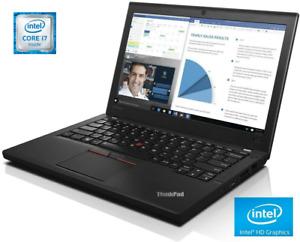 "Lenovo ThinkPad X260 Laptop 12.5"" HD Screen, Intel i7-6500U, 8GB RAM, 256GB SSD"