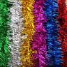 Luxury Chunky Tinsel Christmas Tree Home Decoration Xmas Garland Muti Colour