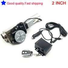 """Universal 2.0"""" Type Electric Exhaust Catback Downpipe E-Cutout Valve System Kit"""