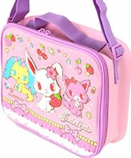Jewelpet Insulated Cooler Bag Lunch Box Bento Case Tote Shoulder Cross-body
