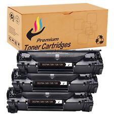 3 Pack CE278A 78A Black Toner Cartridge for HP LaserJet M1536DNF MFP P1560 P1566
