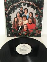 Rare Marry Christmas From The Hillside Singers LP Vinyl - Promo Record - VVGC