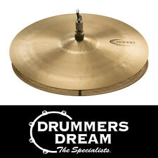 "Crescent by SABIAN Stanton Moore 14"" Fat Hats Hi Hat Pair RRP $1099"