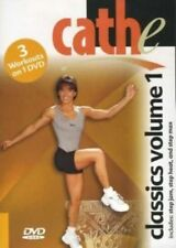 CATHE FRIEDRICH CLASSICS V 1 STEP JAM, HEAT & MAX DVD NEW SEALED WORKOUT
