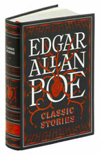 Edgar Allan Poe Classic Stories Bonded Leather Softcover Collectible