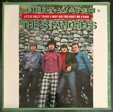 The Standells Dirty Water Compilation 1983 SEALED FRANCE MONO LP