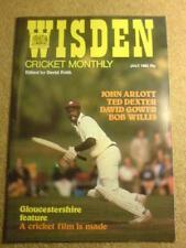 WISDEN - CRICKET FILM IS MADE - July 1983 Vol 5 #2