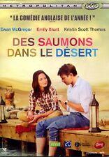 DVD - DES SAUMONS DANS LE DESERT - Ewan McGregor