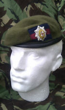 Coldstream Guards Officers Beret Embroidered Cap Badge