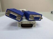 db59 to 2 x VGA