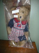 "Boyds Bears Plush 2007 ~14"" Dottie Berriman~ Best Dressed Series"