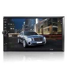 "7"" Doppelte 2DIN Auto MP5 MP3-Player Bluetooth V2.0 Touchscreen Stereo Radio HD"