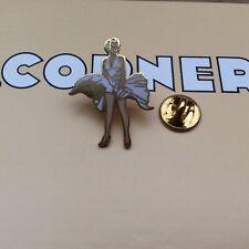 Pin's Folies *** Corner signé n° 475 Cinema Movie Enamel Marilyn Monroe