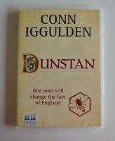 Dunstan - by Conn Iggulden - MP3CD Unabridged Audiobook