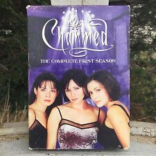 Charmed - The Complete First Season (DVD,1998-1999, 6-Disc Set)