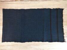 Vintage Mens Scarf wool blend  #F44