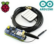 Arduino Raspberry Pi GSM/GPRS/GNSS Bluetooth HAT Expansion Board GPS Module