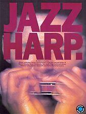 Jazz Harp Book and CD NEW 014016928