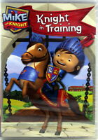 Mike The Knight: Knight In Training Brand NEW DVD Children Sparkie And Squirt