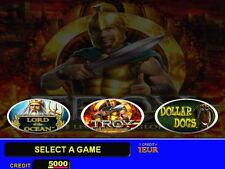 Gaminator  Troy, System for Pc Based Slot Machine Professional Software