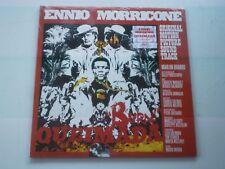 ennio morricone burn queimada soundtrack musique de film  vinyl orange /gatefold
