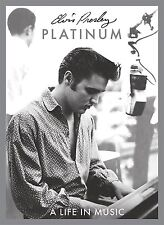 ELVIS PRESLEY - PLATINUM: A LIFE IN MUSIC - NEW CD BOX SET