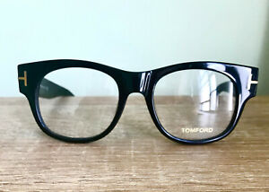 Eyeglasses Frame for Prescription Lens Tom Ford TF5040 Black Gold with case New