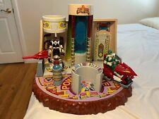 Bandai 1994 Mighty Morphin Power Rangers Power Dome Morphin Playset